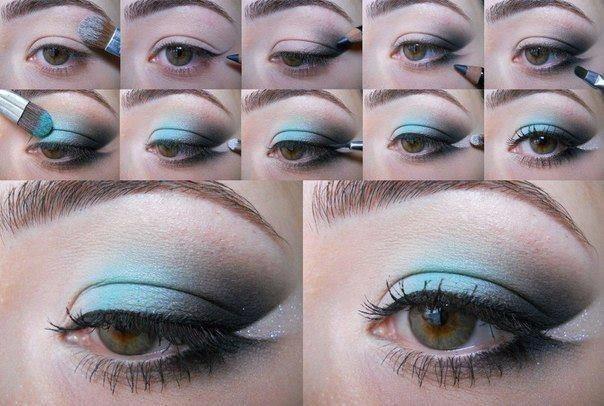 Eyeshadow Tricks Ideas   helpful tips   Pinterest