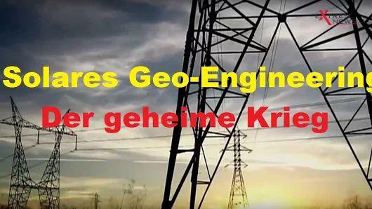 Geoengineering, Chemtrails, Wetterkrieg, Wetter als Waffe, Wetter als Wirtschaftsfaktor.