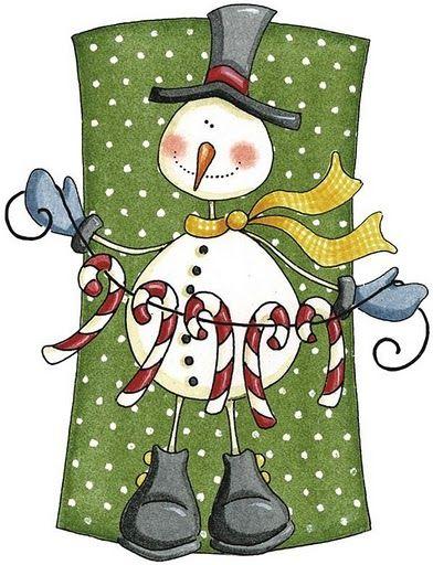 I love snowman♥