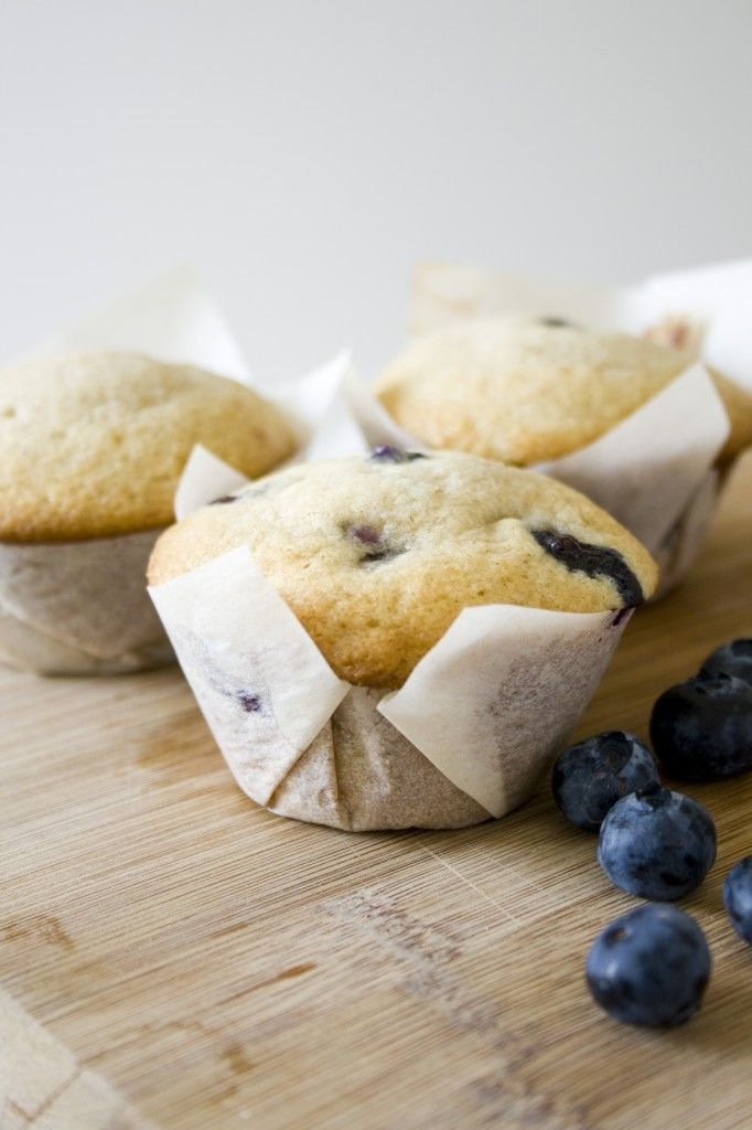 Blueberry Buttermilk Muffins. Pinning mainly because I like the ...