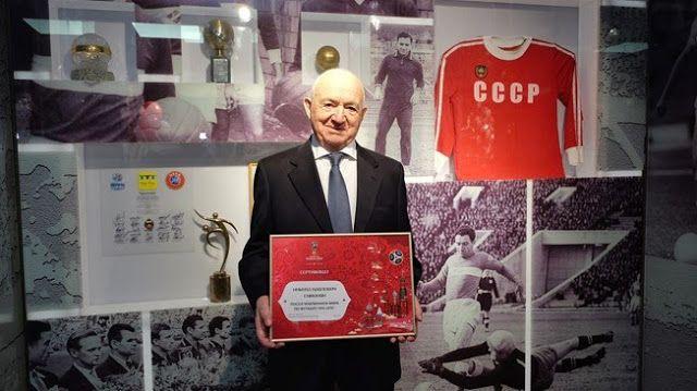 BUANABET: Legendary Russian footballer turns 90