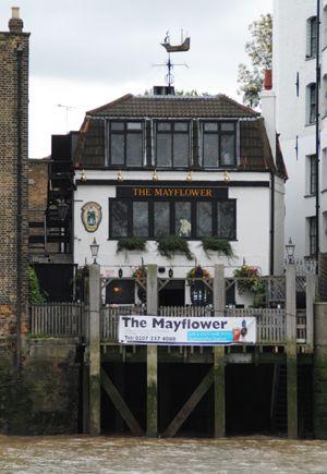The Mayflower Pub - London