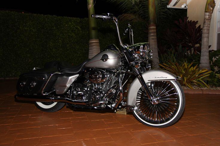 https://flic.kr/p/7cF5Mz | Road King | 2008 Harley Road King!!