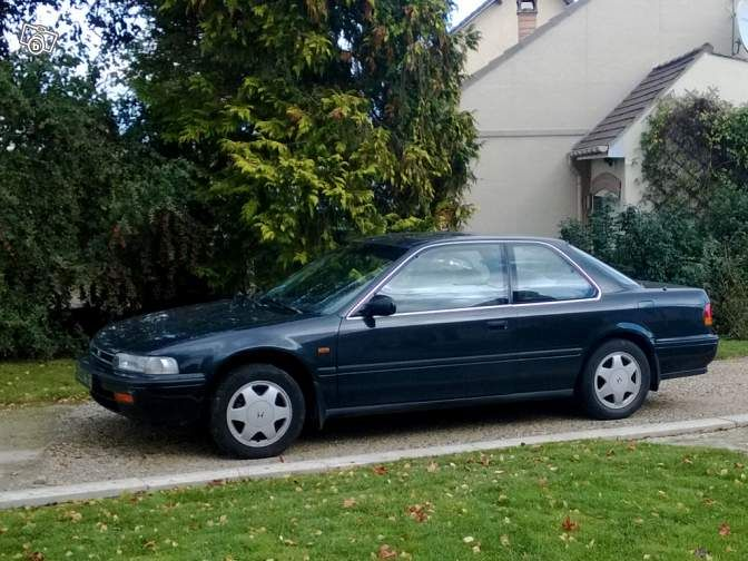 Honda ACCORD - 1993 - IV COUPE 2.0 EXI Voitures Oise - leboncoin.fr
