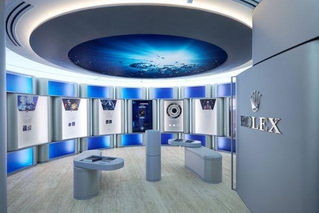 a7cd26d50ff Maior loja da Rolex no mundo é inaugurada em Dubai