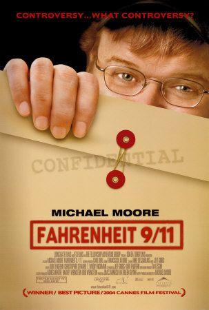 Fahrenheit 9/11 / una película de Michael Moore