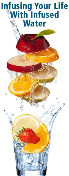 Infused Water Recipes: Hydrate & Improve Your Health! Check out these hydrating recipes!