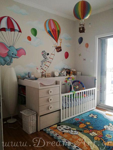 Το δωμάτιο του μικρού Γιάννη, επιπλωμένο!