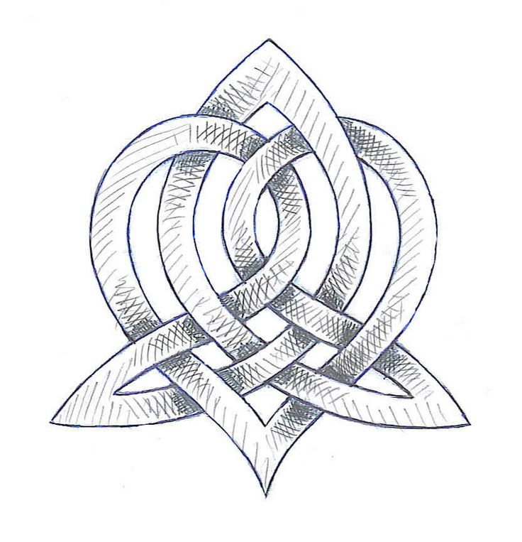 Sister Celtic Knot I'm digging this for a new tat @Colleen Sweeney
