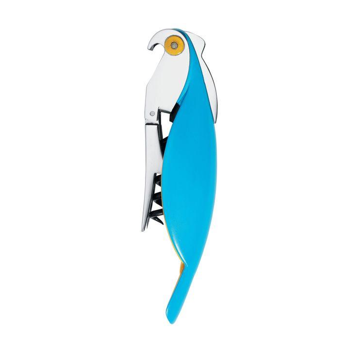 Ideal Parrot Korkenzieher blau Jetzt bestellen unter