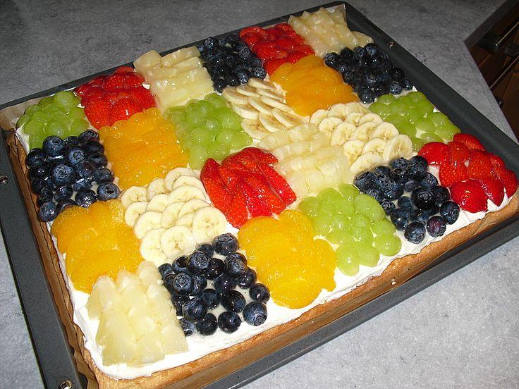 Beste Rezeptesammlung: Patchwork-Kuchen