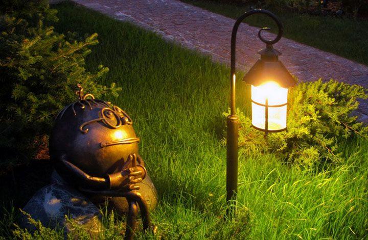 Вся правда о садовых фонариках » Женский Мир