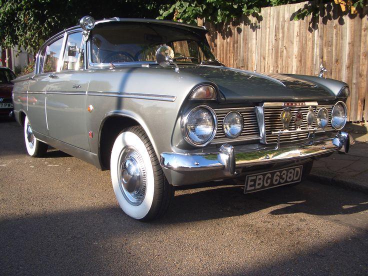 1966 Humber Sceptre MK2.