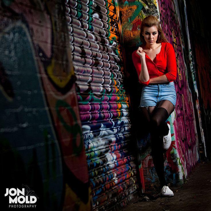 London Urban Fashion Photography
