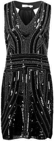 """Pin for Later: Die schönsten Flapper-Kleider für jede Figur  Molly Bracken Flapper-Kleid mit Pailletten-Besatz """"Robe"""" (60 €)"""