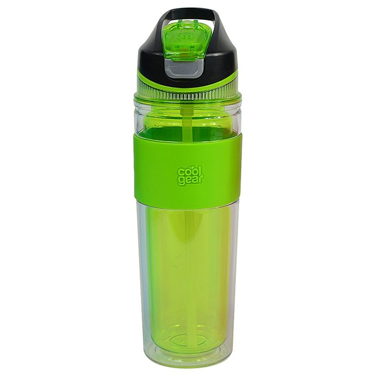 Cool Gear Arise Double Wall Bottle, 19.5 oz, Green ^^ You will love this! More info here : Saute Pans
