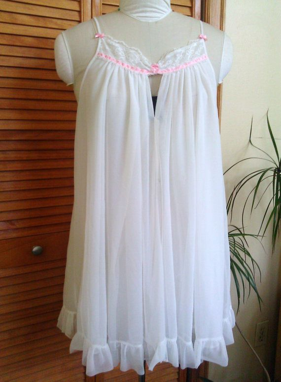 Betsey Johnson Babydoll / Lingerie by Lauralous on Etsy, $35.00