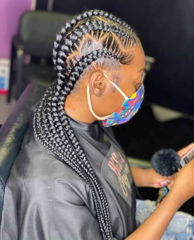 Latest Black Braided Hairstyles 2020 Best Braided Hairstyles 2020 13 In 2020 Cool Braid Hairstyles Long Braided Hairstyles African Braids Hairstyles Pictures