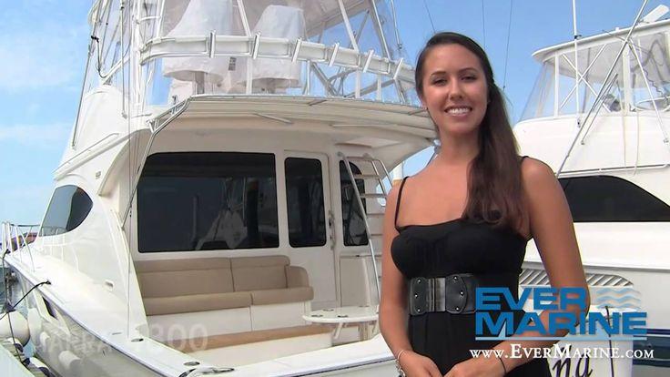 Tiara 4800 Convertible Sport Fishing Yacht