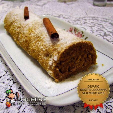Torta de Abóbora e Noz Pumpkin & Walnut Torte