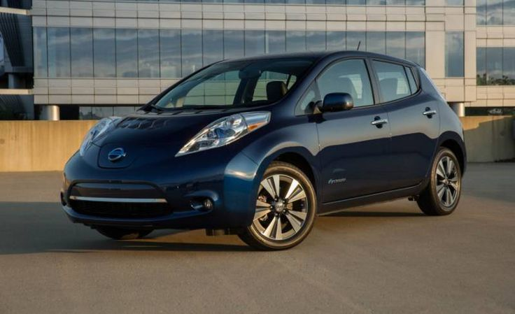 Similar to the outgoing model, the new 2016 Nissan Leaf is based on the Nissan EV platform which features a rigid-mounted battery frame where batteries are