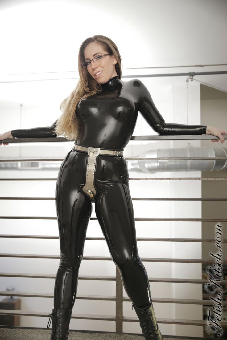 Female latex porn like Angelina