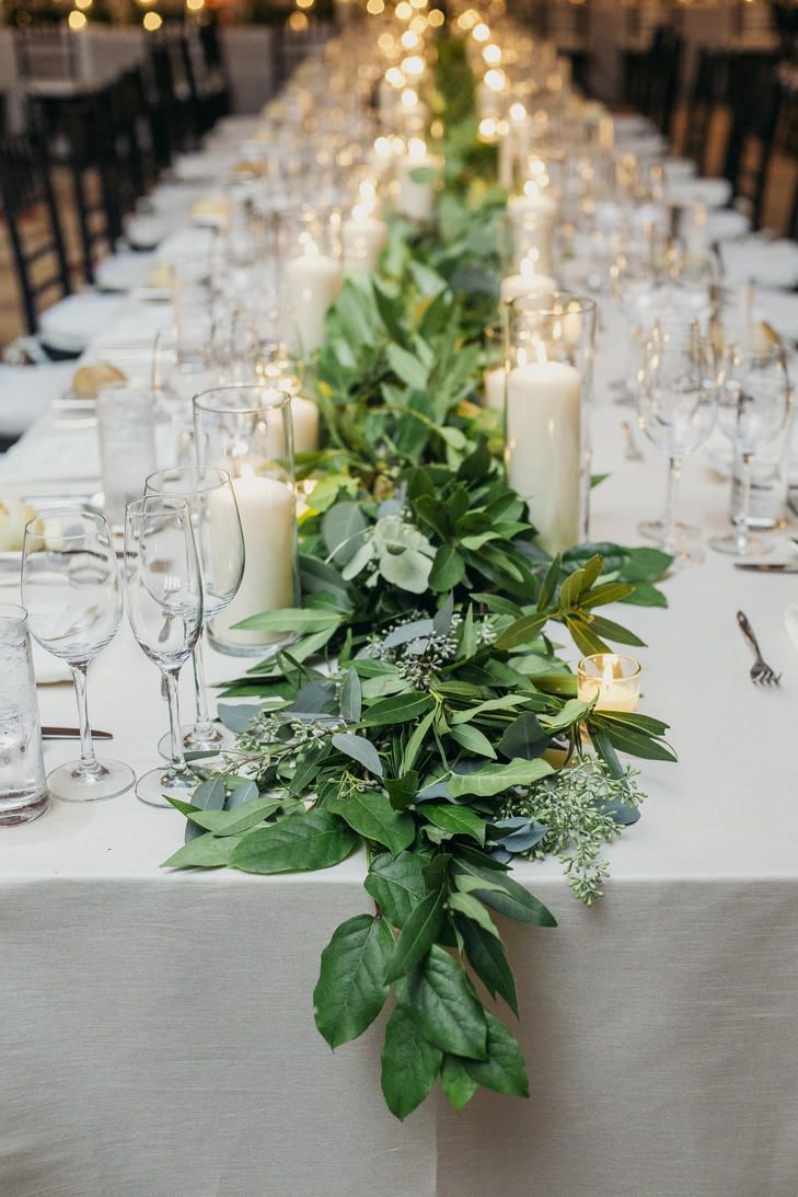 Romantic Table Arrangments