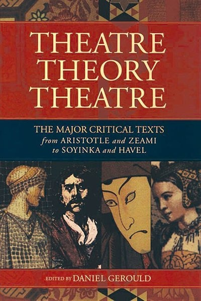 an analysis of theatre theory by aristotle Aristotle vs plato comparison aristotle and plato were philosophers in ancient greece for an example of theory espoused by aristotle and plato that is no.
