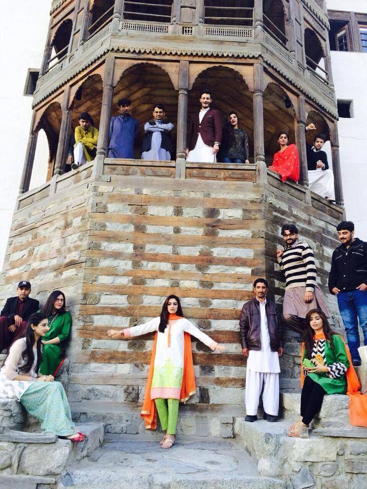Behind the scenes of Sanam Saeed & Osman Khalid's Diyar-e-Dil