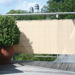 Balkon-Verkleidung   300 x 75 cm  Sisal - Sonderangebote - Beckmann KG - Ihr Spezialist für Gewächshaus und Gartenartikel
