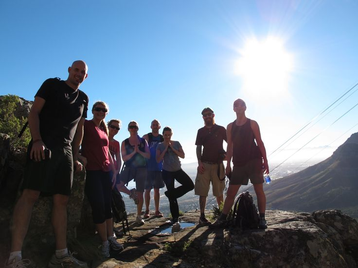 Mother city hikers - hire a guide
