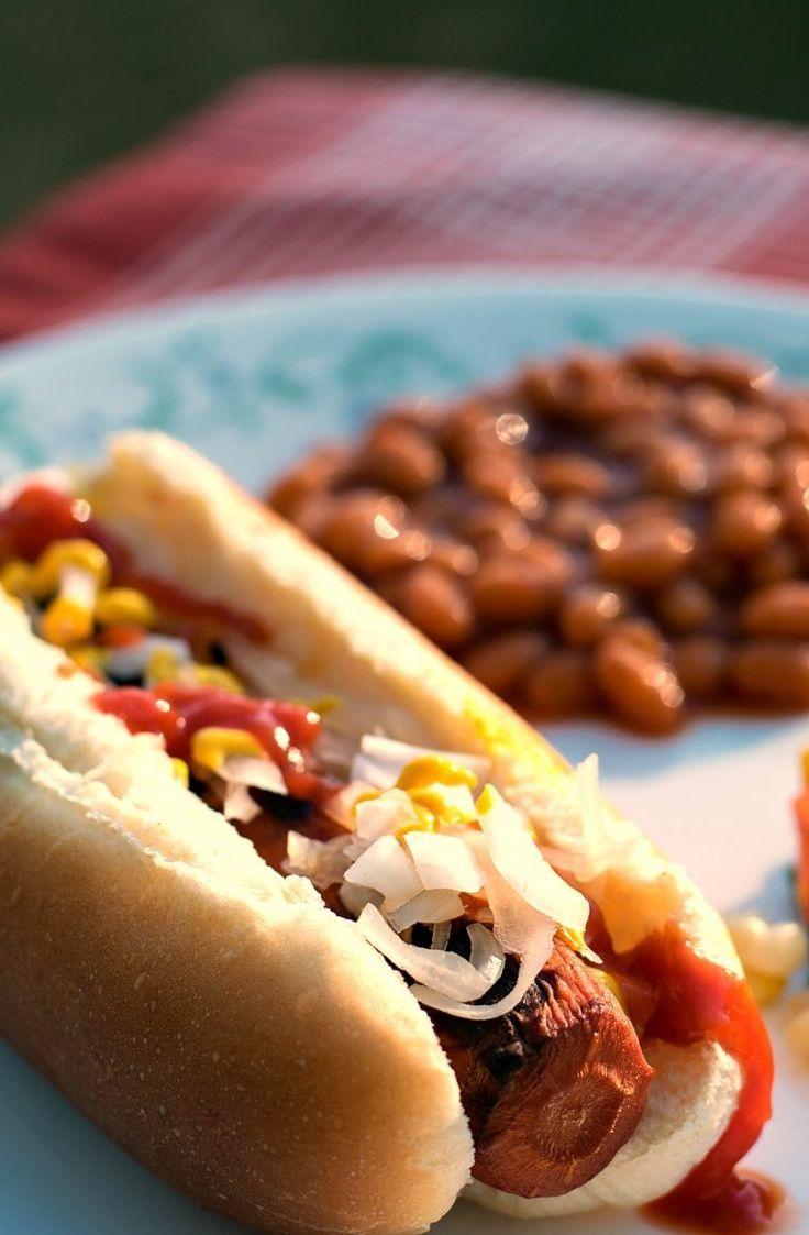 Smoky Vegan Carrot Dogs Recipe Dog Recipes Vegan Hot Dog Vegan Dishes