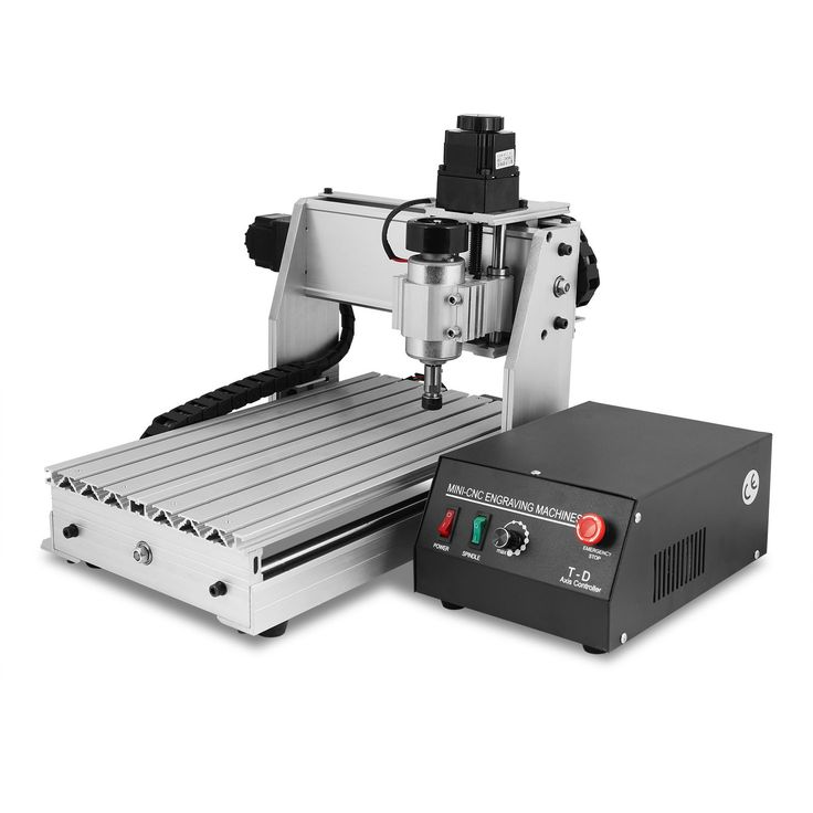Mophorn CNC Router Machine USB 3020T 3Axis CNC Milling Machines 200mmx300mm CNC Carving Machine with USB Function for Wood (3020T 3Axis)