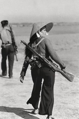 Guerra de vietnam. Ejercito del Viet Cong.