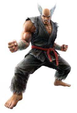 Tekken - Heihachi Mishima