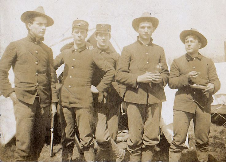 804 best images about Spanish -American War 1898 on Pinterest ...
