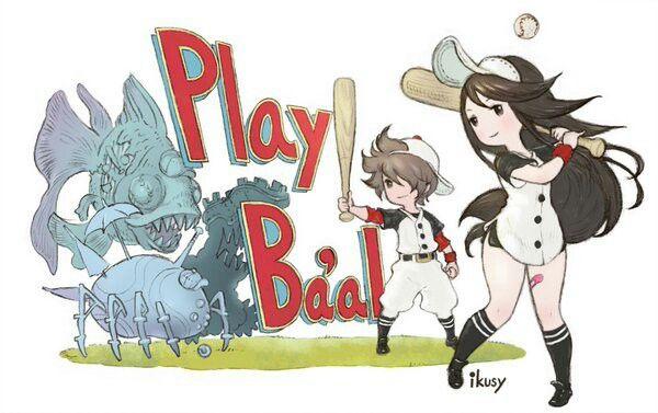 Play Ba'al (Bravely Second ) ( Bravely Default Tiz Arrior and Agnès Oblige)