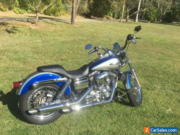 Harley Davidson Dyna Super Glide 08/09 #harleydavidson #dynasuperglidecustom #forsale #australia