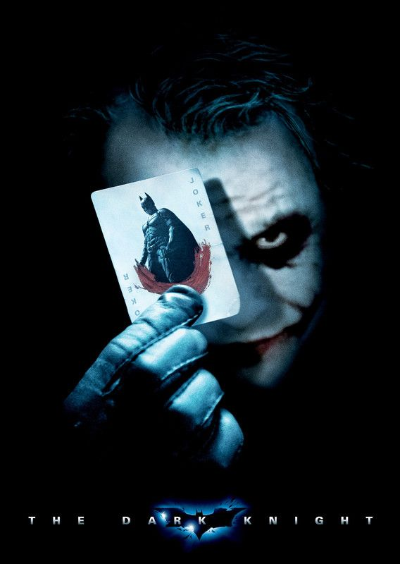 Batman - The Dark Knight - Mini Print E