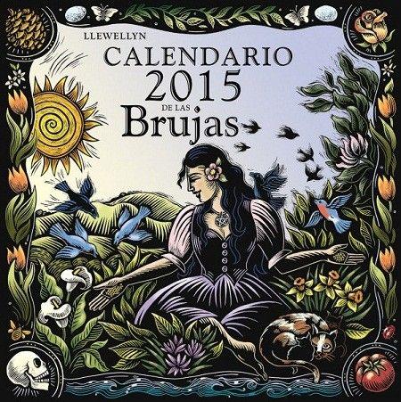 Este calendario honra tu conexión personal con la Tierra, celébralo con las invocaciones, los conjuros mágicos, los rituales y la abundante sabiduría popular que te ofrece.