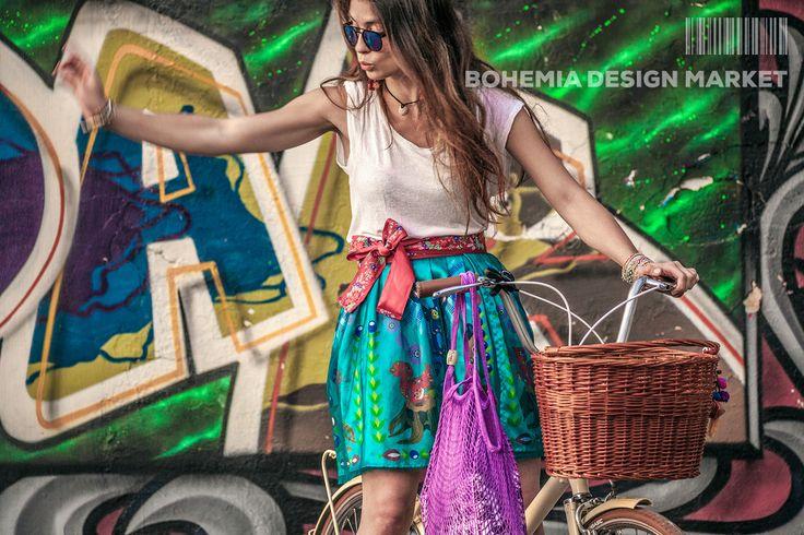 >>Czech traditional net bag - by Kaya<< Enjoy Uniqueness & Quality of Czech Design http://en.bohemia-design-market.com/designer/kaya @BohemiaDesignM #love #original #eco #net #bag #design #czechrepublic #bohemiadesignmarket
