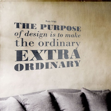 Design Rule No. 3 Decal, 94€, now featured on Fab.