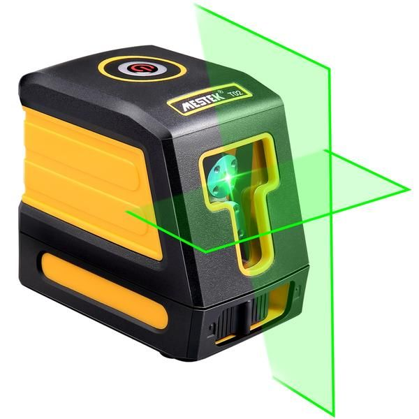Mestek Lt1812 Laser Level With Auto Self Leveling Mode And Inclined Line Mode Bright Green Beam Laser In 2020 Laser Levels Tools Uk Outdoor Tools