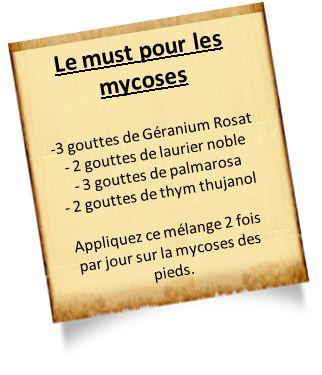 mycoses des pieds recettes huiles essentielles1 Soigner rapidement les mycoses des pieds et des ongles avec les huiles essentielles