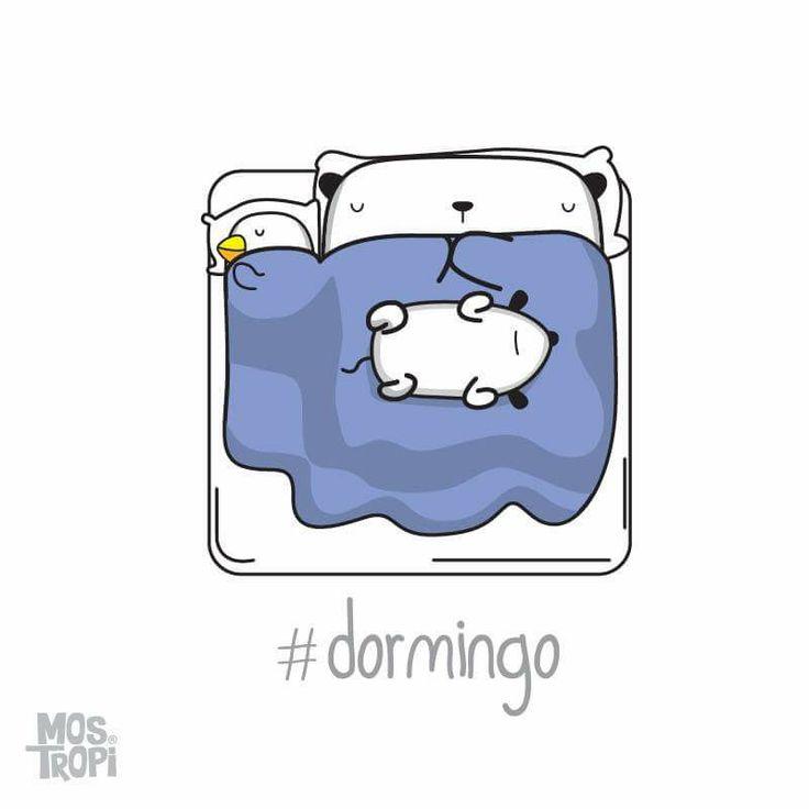 #mostropi #domingo #ilustracion