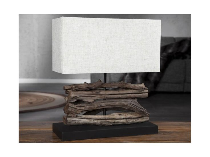Lampa Stołowa Perifere — Lampy stołowe Invicta Interior — sfmeble.pl  #wood  #natural  #homedesign