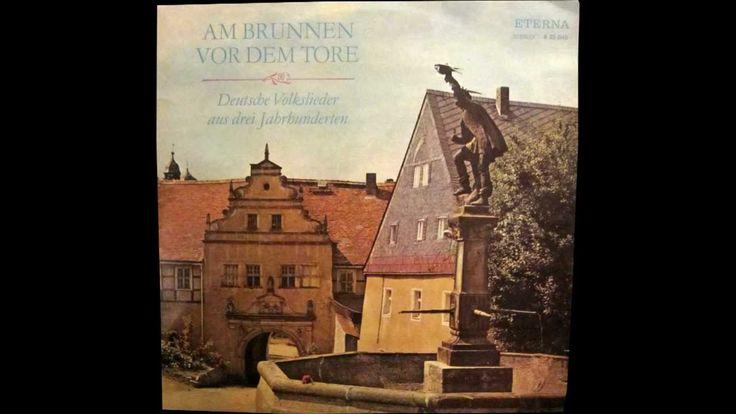 Deutsche Volkslieder aus drei Jahrhunderten