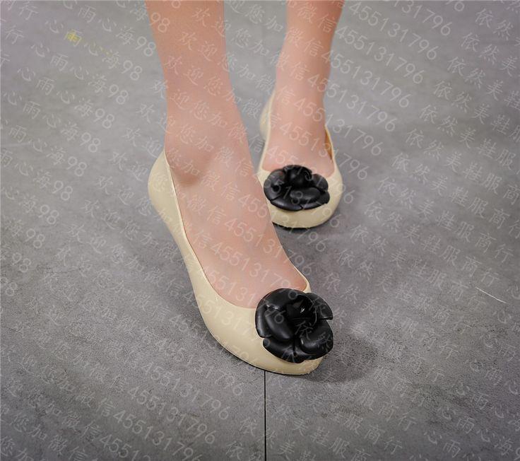 Neue design frauen Kamelie melissa gelee schuhe wohnungen sandalen weiche einlegesohlen weibliche dame regen schuhe frauen sommer strand schuhe 36 39 in  russische Kundenbitte geben Sie IhreVollständigen Namen, denn jetzt russische Post fragen liefe aus Frauen Sandalen auf AliExpress.com | Alibaba Group
