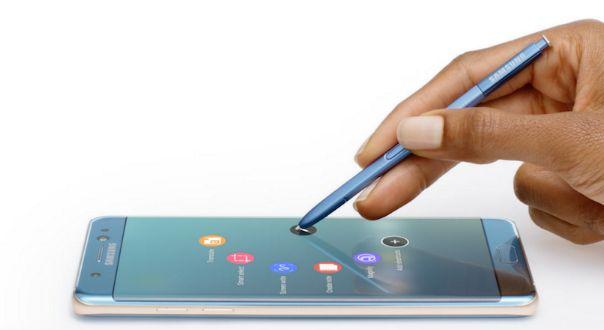 Galaxy Note 7: Samsung riesamina la questione esplosioni