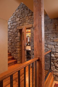 Interior Stone Wall Design Ideas, Pictures, Remodel, and Decor - page 10